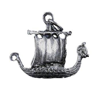 Drakkar vikingschip, hanger