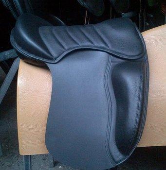 Top Reiter Ridingpad met vast voorbrug