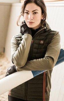 Mountain Horse Ladies Montana Hybrid Jacket