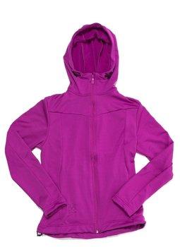 66°NORTH Hengill Hooded Women's Jacket, Berry
