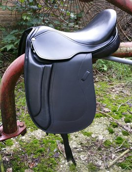FleXbalance saddle, flexibel zadel