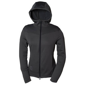 66°NORTH Hengill Hooded Women's Jacket, Black