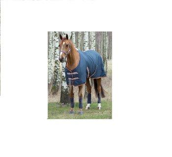 Spirit Brighton polyester deken met fleecevoering