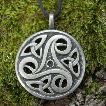 Triskel, keltische amulet