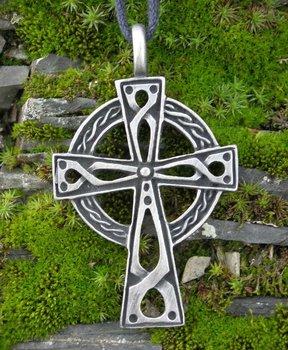 Keltisch kruis, hanger