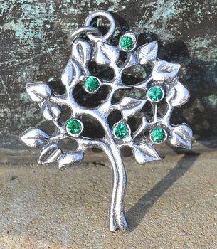 Yggdrasil Levensboom keltische amulet, Tree of Life.
