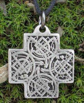 Keltisch kruis, naar het Boek of Kells