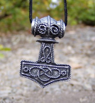 Thor's Hamer Mjolnir van Odeshog