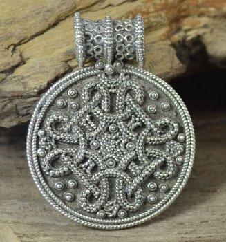 Birka, zilveren viking hanger