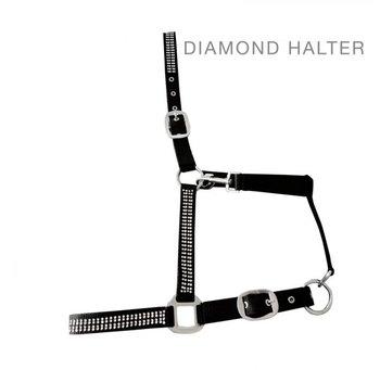 Diamond halster
