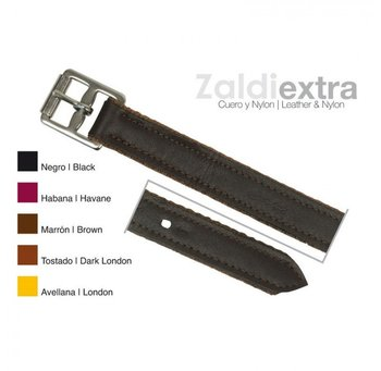 ZALDI-EXTRA stijgbeugelriemen  STIRRUP LEATHER & NYLON