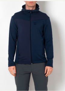 66°NORTH heren Hengill Hooded Jacket