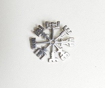 Vegvísir ijslandse rune Icelandic