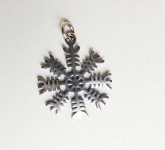 Ægishjálmur, Viking Rune, Zilver