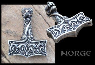 Mjolnir de hamer van Thor Oseberg style